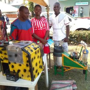 Obiano Gives Man Who Developed Machine That Transforms Nylons Into Petrol N250k (Pix)