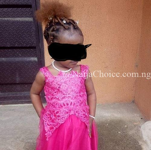 Man Reportedly Stabs Neighbour's Daughter To Death while High On Codeine (Graphic Photo)