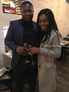 Nigerian Couple Who Met On Twitter Celebrate Their Engagement (Photos)
