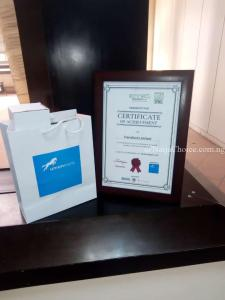 Wow! Transfurd Farms Ltd Bags Another Award As 2018 Is Coming To An End