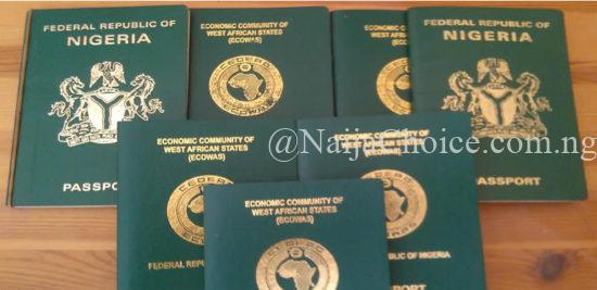 Cost Of New Nigerian International Passport By Categories