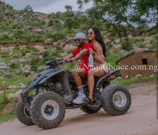 Diamond Platnumz takes new girlfriend home to his family