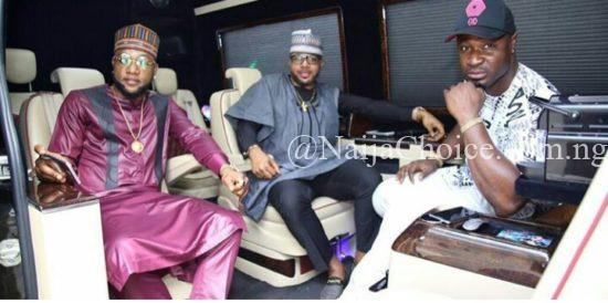 Harrysong Reignite Peace With Five Star Music