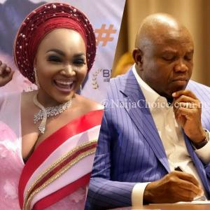 Mercy Aigbe Speaks Truth On Her Relationship With Gov. Ambode