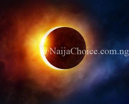 Revealed: Nigeria Will Experience A Lunar Eclipse On Monday Morning...See Details