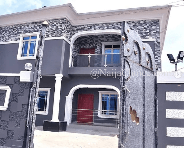 Wow! Singer Chidinma Finally Moves Into Her Newly Built House