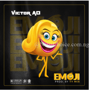 "DOWNLOAD MP3: Victor AD – ""EMOJI"" (Prod. By TY Mix)"