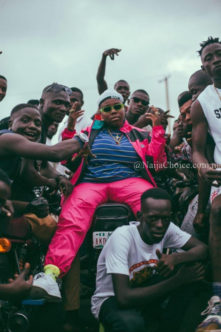 I Made It To Vogue!!! – Singer Teni Featured On Vogue Magazine