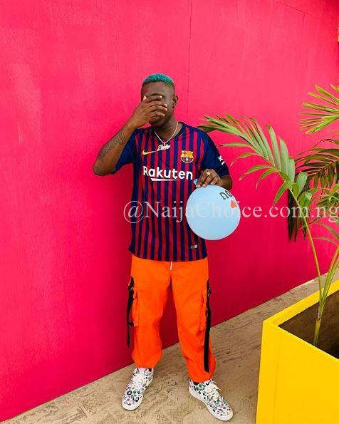 Rapper Zlatan Ibile Refuses To Eat After Barca's Loss, Sheds Crocodile Tears | Video
