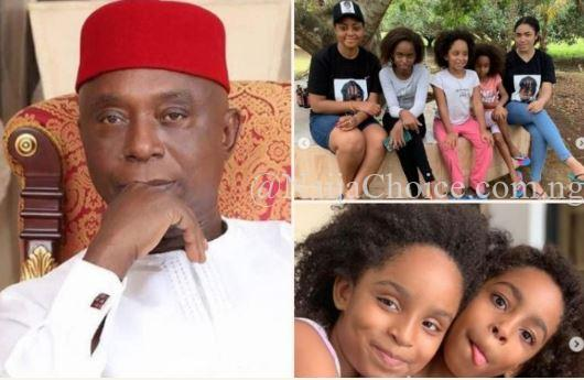 See Photos Of Regina Daniel's Cute And Adorable Step Daughters