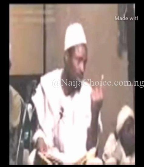 See What Shekau Looked Like Before Boko Haram As Rare Video Of Him Emerges