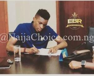 Tenny Eddy Signs An Exclusive Deal With Empire Base Record