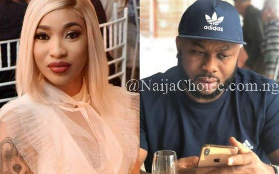 Tonto Dikeh shades ex-hubby after he claimed to be a tireless machine, not a 40-seconds man