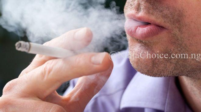 Warning! Check Out The Shocking Thing Smoking Cigarettes Can Do To Your Manhood