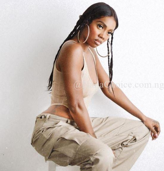 What Tiwa Savage Said After A Fan Ask If He Can Slap Her Ass