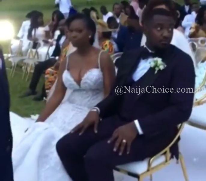 Wow! Check Out Beautiful Photos From Actor, John Dumelo's White Wedding