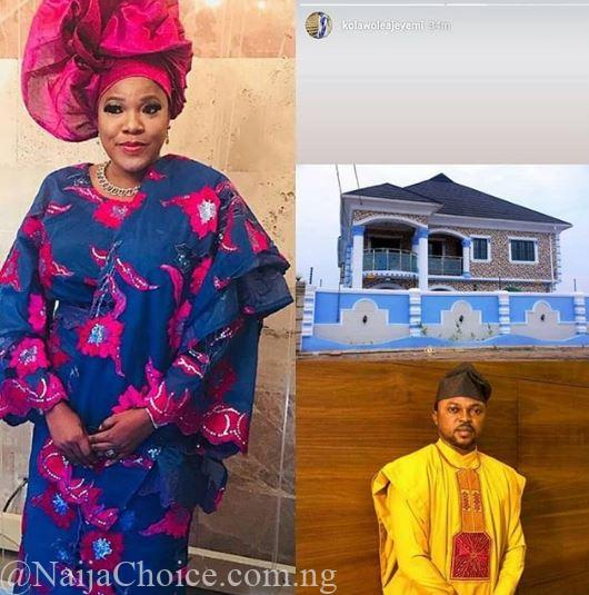 Fresh Update On Actress Toyin Abraham's Alleged Secret Wedding