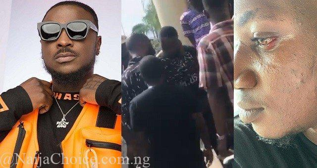 Peruzzi Publicly Apologizes To Pamilerin, Begs For Forgiveness