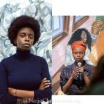 Get Familiar With Toyin Odutola; Nigerian Artist That Sold Her Artwork For N215 Million