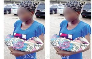 My Brother Started Sleeping With Me When I Was 13 - 15-Year-Old Nursing Mother Confesses (Photo)