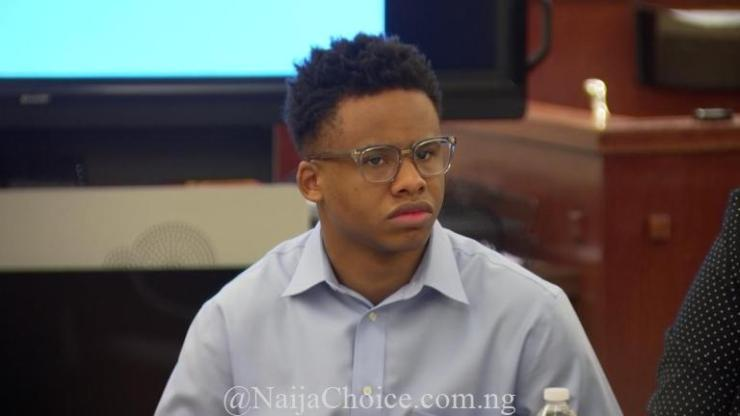 See The 19-year-old US Rapper Found Guilty Of Murder (Photo)