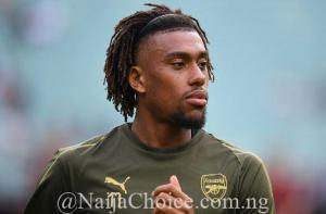 Alex Iwobi Sends Emotional Message To Arsenal After Leaving For Everton