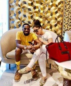 😯Wow! D'Banj And Wife Welcome A Son