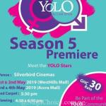 COMPLETE EPISODES: Yolo (You Only Live Once) Season 5 Episode 1 – 8
