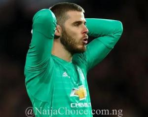 De Gea Speaks After Signing New Contract At Man Utd