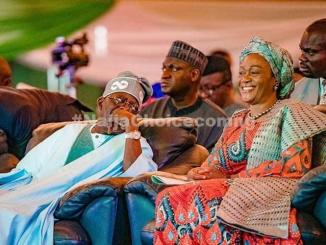 Lazy Youths Are Always In My House For Free Money - Tinubu's Wife Mocks Lagos Youths
