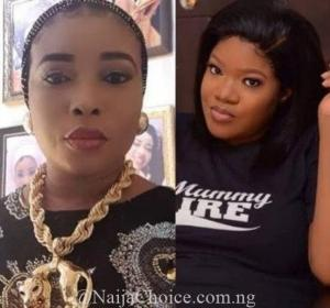 Lizzy Anjorin Replies Toyin Abraham's Cease & Desist Notice By Suing Her In Return