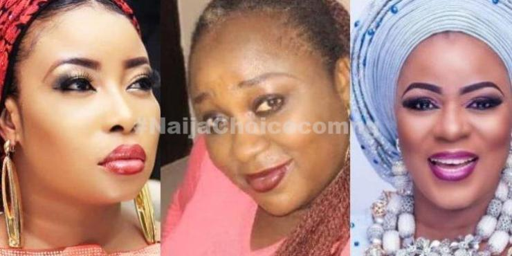 SEE: 5 Nollywood Actress Who Dumped Christianity For Another Religion