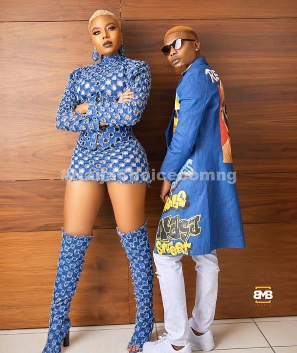 Check Out Your Favorite Celebrities' Outfits To The 2019 Headies Awards (Photos)