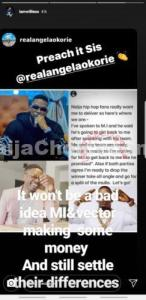 MI Finally Responds To Rap Battle Face Off With Vector After Willie XO, Hushpuppi Offers 40m
