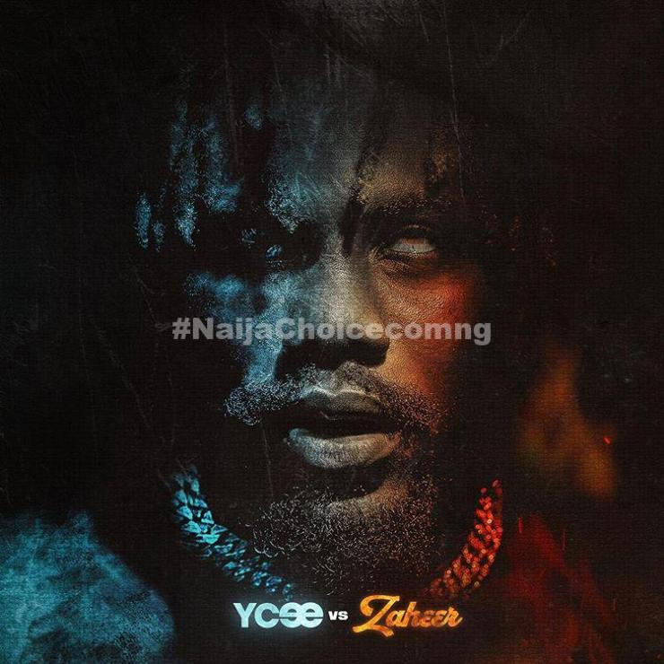 "Ycee Unveils Cover Art & Tracklist For Forthcoming Debut Album, ""Ycee Vs Zaheer,"" Shares Release Date Too"