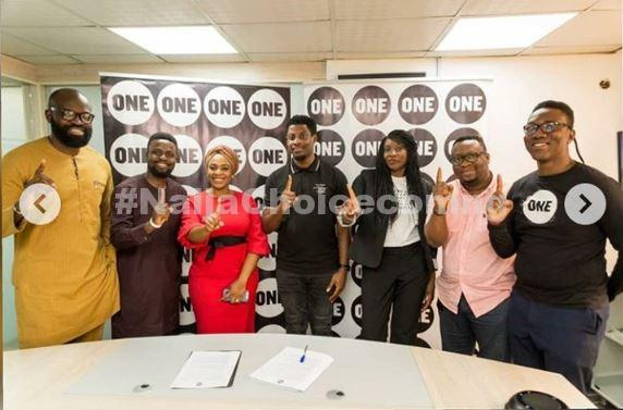 BBNaija's Seyi Awolowo Signs Endorsement Deal With ONE (Photos)