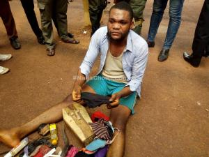 Coffin, Female Panties Recovered From Enugu Pastors House (Photo)