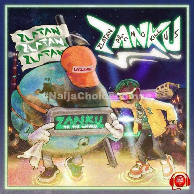 DOWNLOAD FULL ALBUM: Zlatan - Zanku(Full Album)