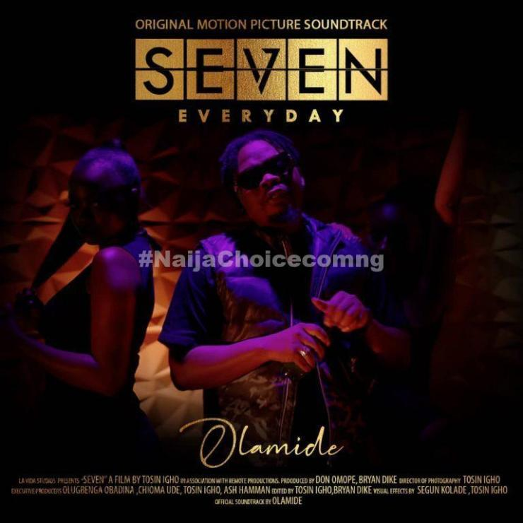 DOWNLOAD MP3: Olamide – Everyday (SEVEN)