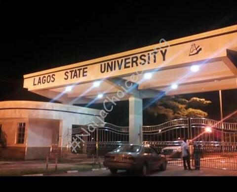 Men Selling Drugged Pure Water At LASU Gate Caught, Beaten And Arrested