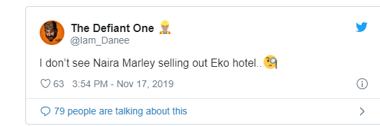 Naira Marley Blasts Fan Who Said He Will Not Sell Out His Tickets