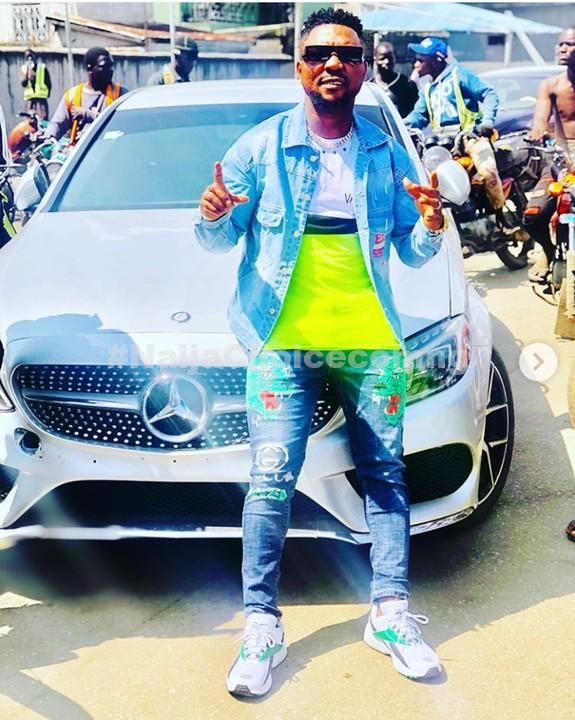 Oritsefemi Reacts To The Death Of Ex Group Singer, Chi Junglist