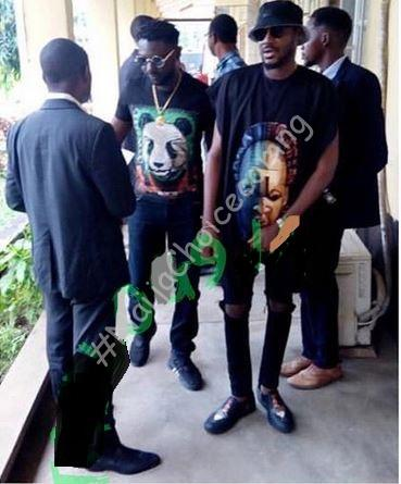 Peace At Last: Black Face And 2Baba Finally Settle Out Of Court Over Copyright Infringement