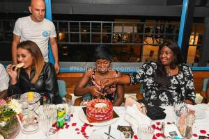 Prophetess Iya Adura's Daughter Shows Cleavage In Her Birthday Outfit (Photos)