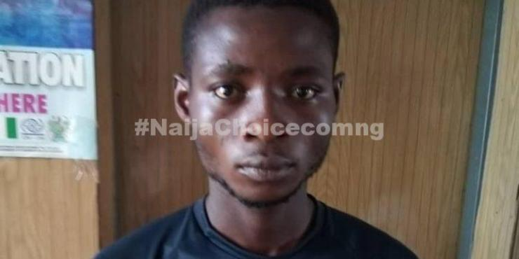 Why I Sneaked Into Her Room And Raped Her - Suspect Confesses