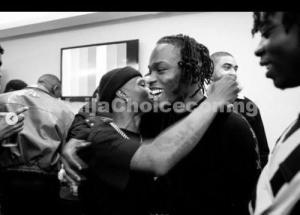 Wizkid and Naira Marley share their similar problem
