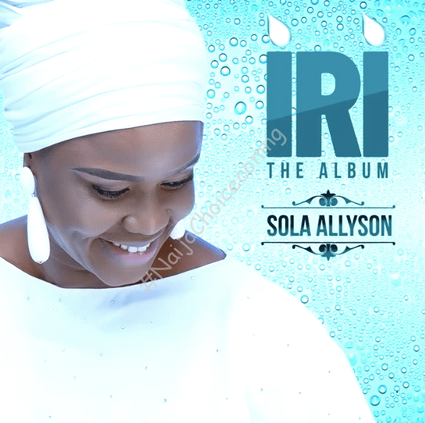 DOWNLOAD FULL ALBUM : Sola Allyson – IRI