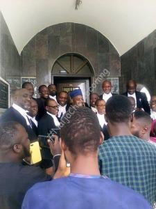 Seyi Makinde & His Legal Team In Joyous Mood After The Supreme Court Victory (Photos)