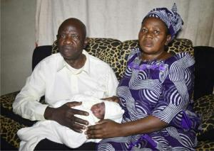 Woman Gives Birth To Baby After Missing Menstruation  For 13 Years (Photo)