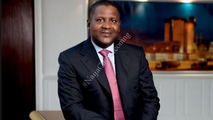 How Aliko Dangote Became The Only African In Top 100 World Richest List